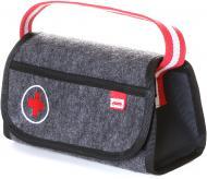 Сумка-органайзер Аптечка X-AR Grey-Red Oneredcar X-A.В11Н46.Р46.208 сірий із червоним