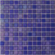 Плитка AquaMo Мозаїка Concrete Cobalt PL 31,7x31,7