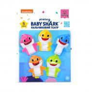 Ігровий набір BABY SHARK Пальчиковий театр