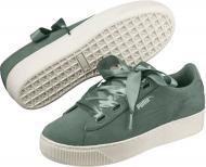 Кеды Puma 36641805 р. 3 зеленый