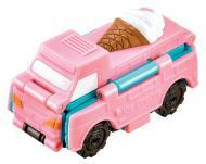 Іграшка-трансформер Transracers 2-в-1 Автомобіль з морозивом & міні-фургон YW463875-18