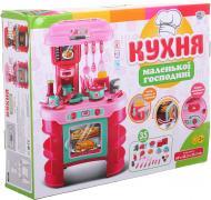 Ігровий набір Limo Toy Кухня 008-908 з аксесуарами ODT036714