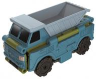 Іграшка-трансформер Transracers 2-в-1 Військова вантажівка & Самоскид YW463875-27