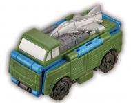 Іграшка-трансформер Transracers 2-в-1 Транспортер & Прибиральна машина YW463875-17