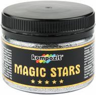Глітер MAGIC STARS Kompozit срібний
