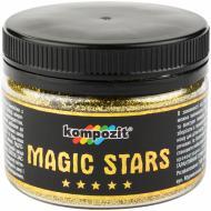 Глітер Kompozit MAGIC STARS золото 0,06кг