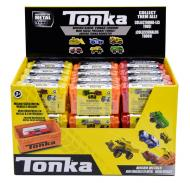 Машинка Tonka мікро металева в асортименті 6041