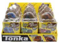 Ігровий набір Tonka Машинка металева з масою для ліплення та аксесуарами в асортименті 1:64 6051