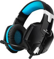 Навушники Real-el GDX-7500 black/blue