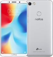 Смартфон TP-Link Neffos C9a (ТР706А) DualSim silver