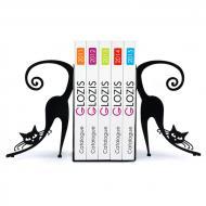 Упоры для книг Glozis Cats G-004 30 х 20 см (G-004)