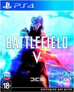 Гра Sony Battlefield V (PS4, російська версія)