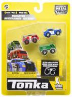 Ігровий набір Tonka Міський транспорт мікро металевий 6057