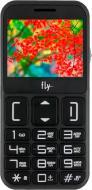 Мобільний телефон Fly Ezzy9 black