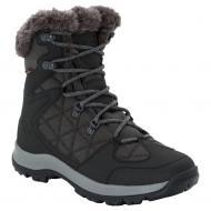 Ботинки Jack Wolfskin THUNDER BAY TEXAPORE MID W 4020532-6364 р.5,5 темно-серый