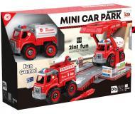 Ігровий набір DIY Spatial Creativity Конструктор Пожежна цистерна і Кран CJ-1614201