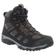 Ботинки Jack Wolfskin VOJO HIKE 2 TEXAPORE MID M 4032371-6350 р. 11,5 темно-серый