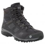Ботинки Jack Wolfskin VOJO HIKE 2 WT TEXAPORE MID M 4035551-6362 р. 7,5 темно-серый