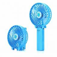 Вентилятор ручной аккумуляторный Plymex HF-308 Синий (003456)