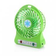 Мини-вентилятор Portable Mini Fan Green (mt-296)