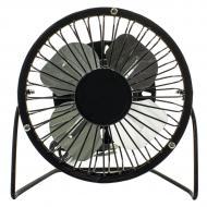 Настольный USB вентилятор Fan Mini Sanhuai A18 Black (3175-9797)