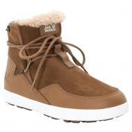 Ботинки Jack Wolfskin AUCKLAND WT TEXAPORE BOOT W 4035771-5215 р.5,5 коричневый