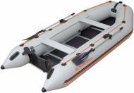 Лодка Kolibri KM-360D.04.02 светло-серый