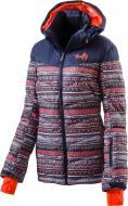 Куртка Firefly Alina Wms 267503-903915 р.34 бело-голубо-темно-синий