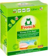 Пральний порошок для машинного прання Frosch Алое вера 1,35 кг