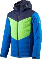 Куртка McKinley Basil ux 280375-902542 M сине-салатовый