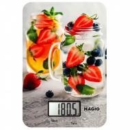 Весы кухонные MAGIO Рисунок (MG-794)