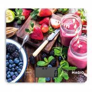 Весы кухонные MAGIO Рисунок (MG-699)