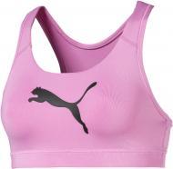 Топ Puma 4Keeps Bra M р. XS розовый 51699608