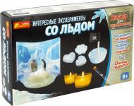 Набір для експериментів Ранок з льодом 393