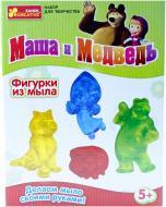 Набір для творчості Ранок Мильна країна. Маша і Ведмідь 9010-06