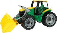 Трактор Lena с грейдером 62 см
