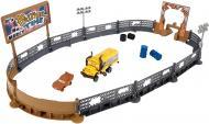 Ігровий набір Hot Wheels Вогняна пастка серії Шалена вісімка з мультфільму Тачки 3 DXY95
