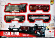 Залізниця Rail King 19051-3