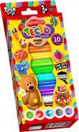 Тісто для ліплення Danko Toys Master Do 10 шт. TMD-02-01