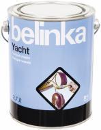 Лак для човнів Yacht Belinka глянець 2,7 л