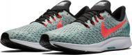 Кроссовки Nike AIRZOOM PEGASUS 35 942851-009 р.11,5 серо-зеленый