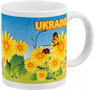 Чашка Подсолнух 330 мл Оселя