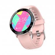 Умные часы с тонометром Lemfo ZL03 Розовый