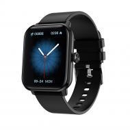 Умные часы с измерением давления Lemfo HW23 Черный