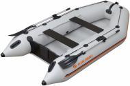 Човен Kolibri без пайола KM-300.01.02 світло-сірий