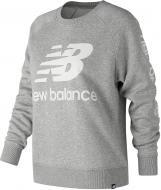 Джемпер New Balance ESSENTIALS р. S серый WT83560AG
