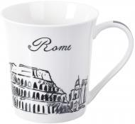 Чашка Travels Rome 380 мл фарфор Fiora