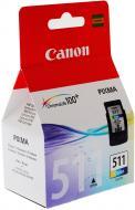 Картридж Canon CL-511 Color 2972B007AA