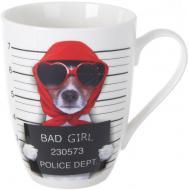 Чашка Sly Girl 350 мл фарфор Fiora