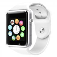 Часы телефон Uwatch А1 Turbo Белые